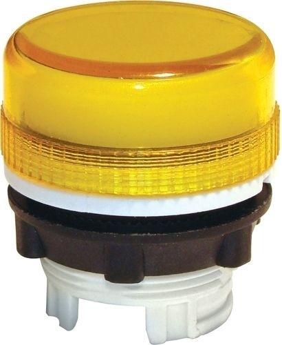 Meldeleuchte Plastik Gelb