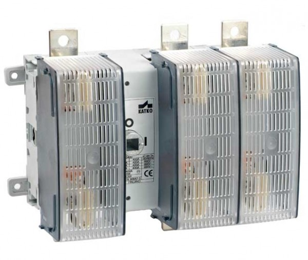 Schaltersicherung AC-22:315A 3-polig NL detachable neutral