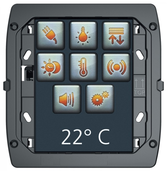 SCS TOUCH SCREEN LN4890A NF.V. L4684 - My Home LivingLight Bticino