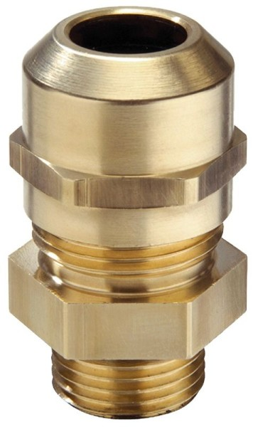SPRINT Messing-Kabelverschraubung nach DIN 89280, mit Zugentlastung, IP 68, MMSKV 36, M36x1,5, 16 - 28 mm
