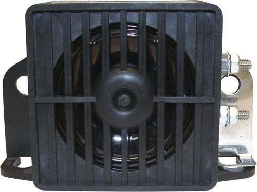 Rückfahralarm langsamer Puls mit Metallplatte 97dB 12-80V