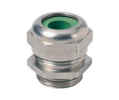 Kabelverschraubung mit Zugentlastung, IP68, Stahl säurebeständig, M20