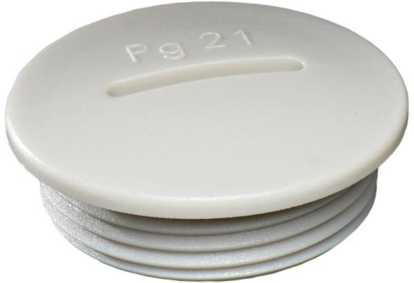 Verschlussschraube Polyamid glasfaserverstärkt, RAL9005 schwarz, EVSG 12, M12x1,5