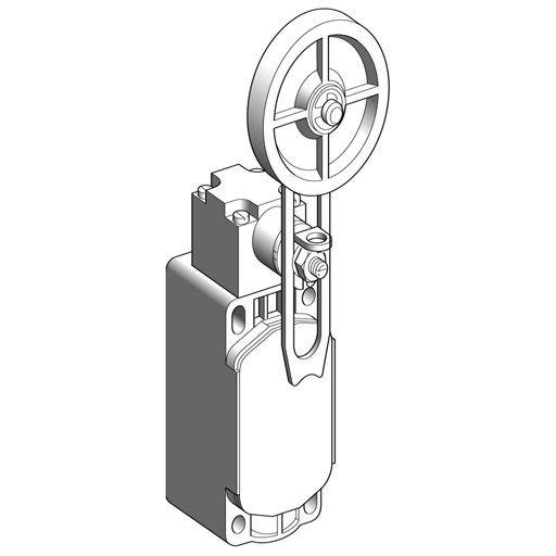 Positionsschalter XCKS149H29 IP65