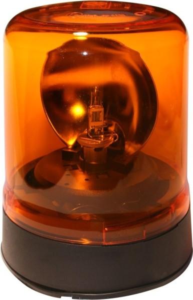Rundumleuchte Halogen Orange 3 Befestigungsschrauben 12V