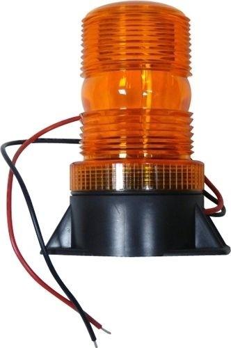 Blitzleuchte XENON 12-110V Orange Höhe 130mm Ø99mm