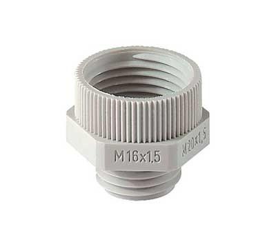 Erweiterung für Kabelverschraubung, Polyamid, M25-M32