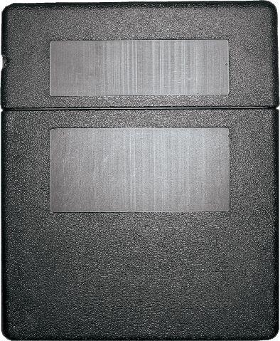 Dokumentenbox zweifach klappbar für A4 Format