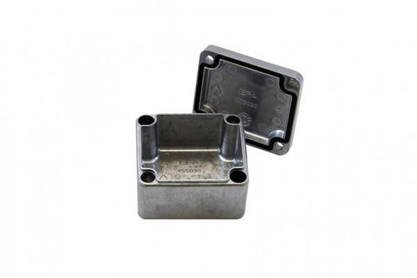 Aluminium-Druckguss-Gehäuse efabox 45x50x30mm IP68 Silikondichtung unbeschichtet
