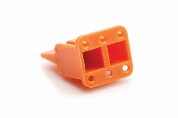 Haltekeil für ATM-Steckergehäuse, 6-polig / AWM-6S