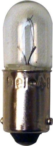 Glühlampe mit Bajonettverschluss für Meldeleuchten und beleuchtete Drucktaster/Wahlschalter 12V 2W