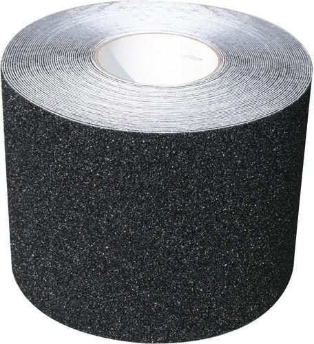 Anti-Rutsch-Belag Grob Schwarz 500mm x 18,3m Rolle; selbstklebend