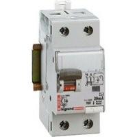 Kombination FI-Schalter/Leitungsschutzschalter FI/LS B 16A 1+N 30mA 008506