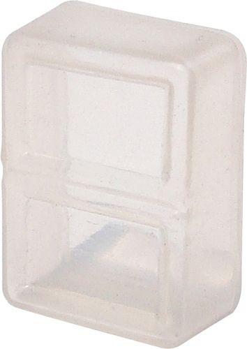 Kappe transparent für Doppeldrucktaster