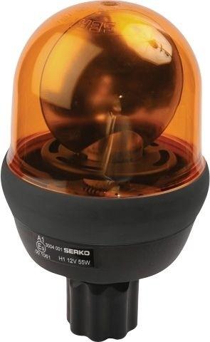 Rundumleuchte Halogen Orange flexible Halterung 12V