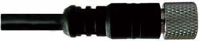 Sensorstecker M8 Buchse gerade 3x0,25 PVC geschirmt 2m