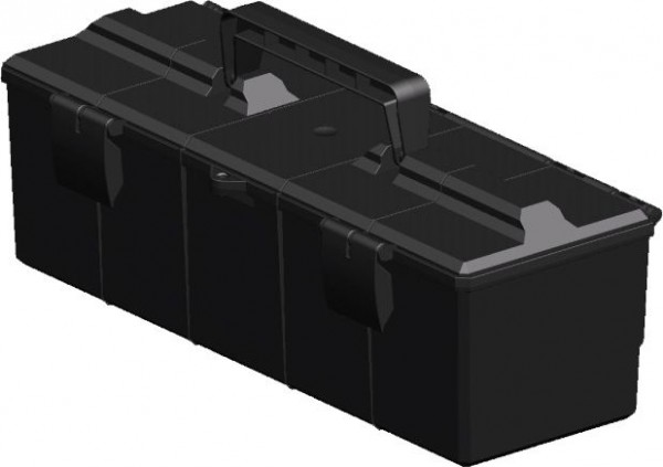Werkzeugkiste Groß 431x171x133mm (LBH)