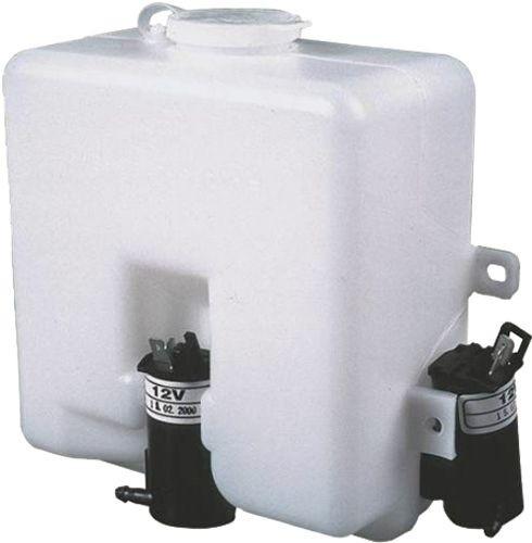 Scheibenwaschanlagenbehälter 24V 2,2l 2 Pumpen