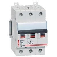 Leitungsschutzschalter LS 6 KA / B 3 - POL 20 A 006286