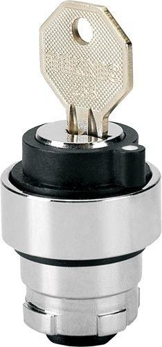 Schlüsselschalter Metall LM*R 455