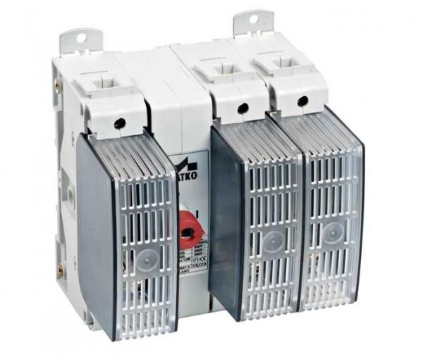 Schaltersicherung AC-22:63A 3-polig NL detachable neutral