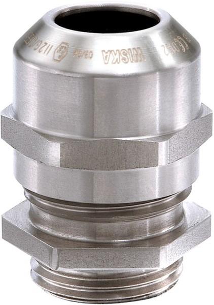 SPRINT ATEX Edelstahl-Kabelverschraubung mit Zugentlastung, IP 68, Edelstahl, ESSKE 32, M32x1,5, 13 - 21 mm
