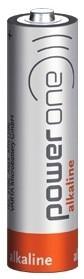 Batterie VARTA Power One AA Alkaline 1,5V 2600mAh (VE: 40 Stk)
