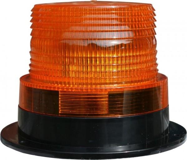 Blitzleuchte LED 12-80V Orange Höhe 93mm Ø85mm