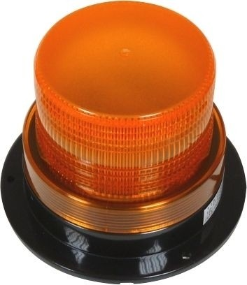 Blitzleuchte XENON 12-110V Orange Höhe 93mm Ø85mm
