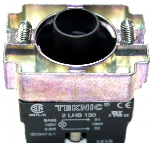 Lampenfassung Metall 0-110V
