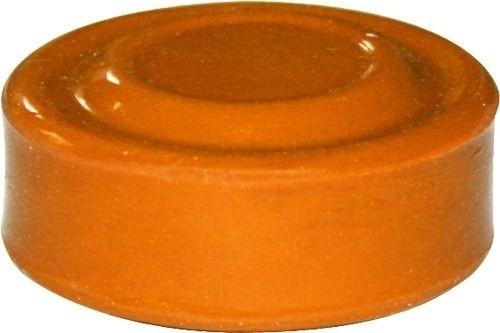 Kappe Orange für bündigen Drucktaster