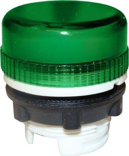 Meldeleuchte Plastik Grün